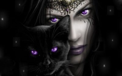 Couldn't Sell a Black Cat to a Witch